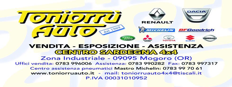 Dal 1969 toniorru 39 auto centro sardegna 4x4 mogoro for Subito it arredamento sardegna
