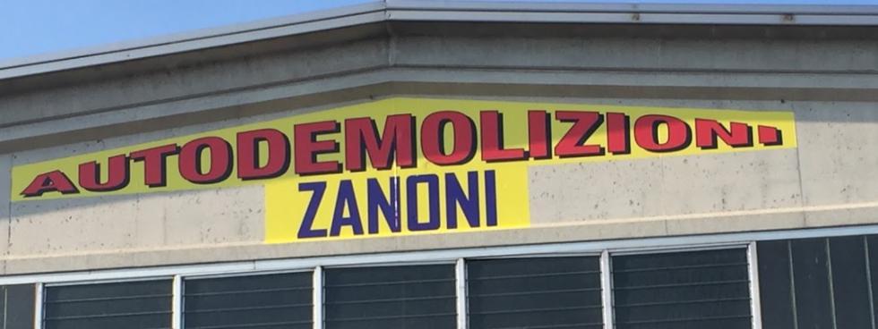 ZANONI AUTODEMOLIZIONI SRL