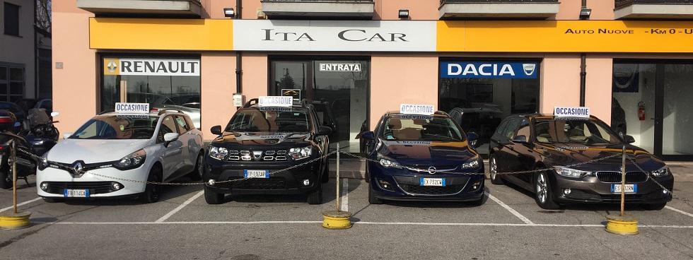 ITALIAN CAR RIVENDITORE RENAULT E DACIA