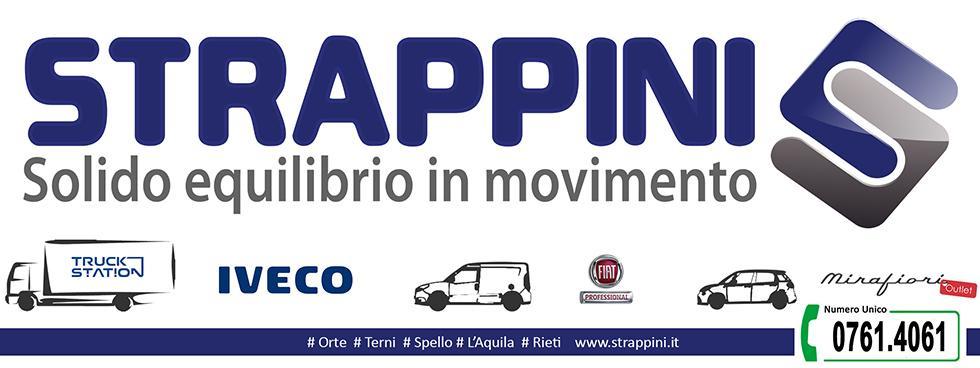 STRAPPINI Spa _Veicoli Commerciali & Industriali