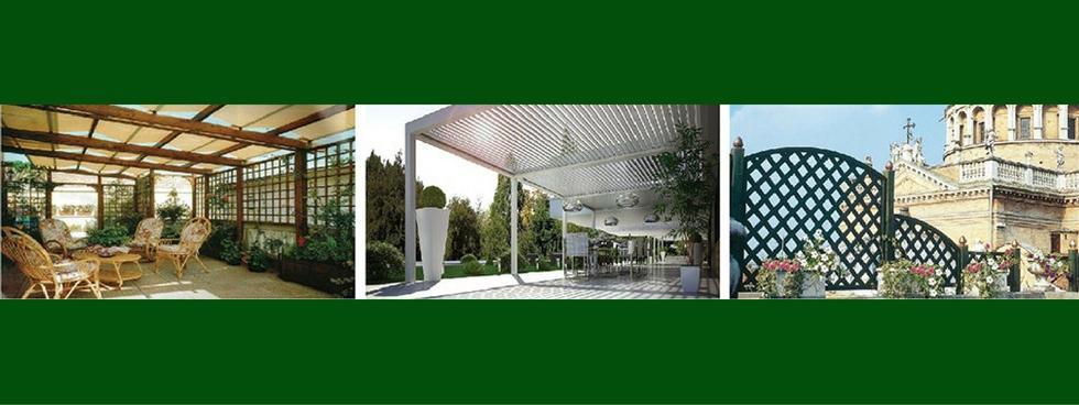 ILCEPPOROMA - Roma - Pergotende,Pergole bioclimatiche,mobili ...