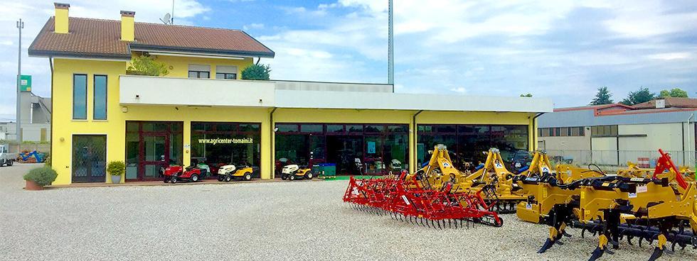Agricenter di tomaini alessandro polesella macchine for Subito it molise attrezzature agricole