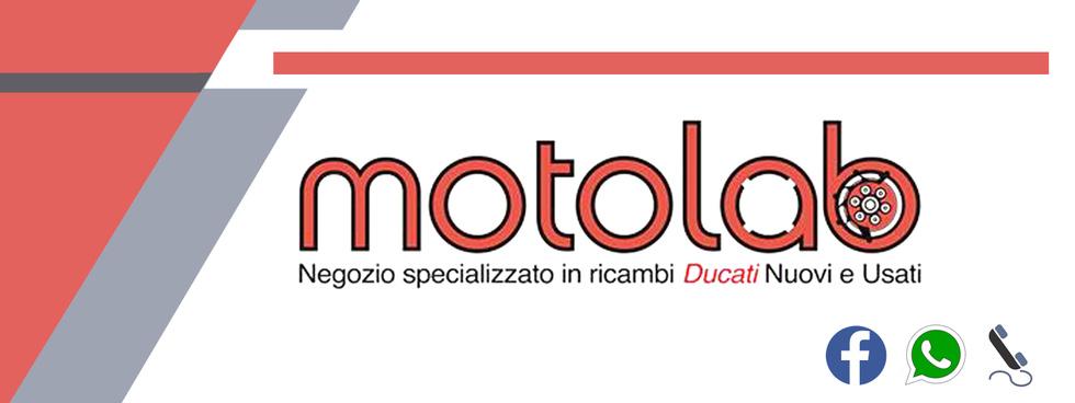 """""""motolab"""" RICAMBI DUCATI -DESMO SHOP-SOLO DUCATI"""