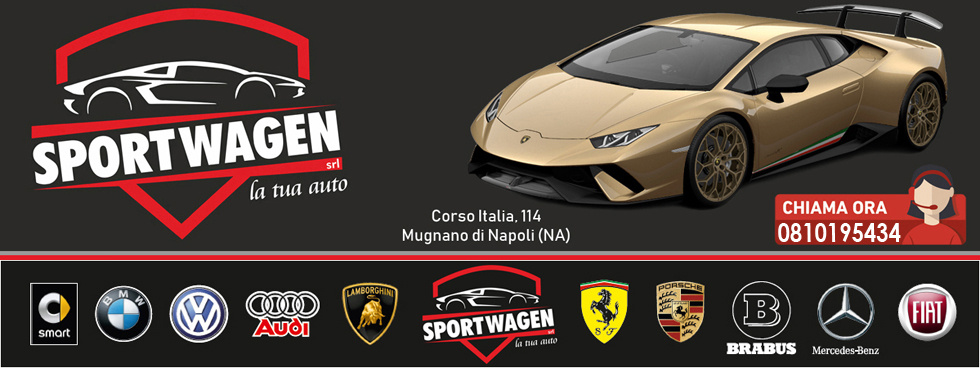 SPORTWAGEN SRL Vendita e Noleggio Auto Mugnano(NA)