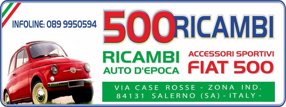 promo code 764a0 a73d2 500Ricambi - Salerno - Negozio di autoricambi, ricambi per ...