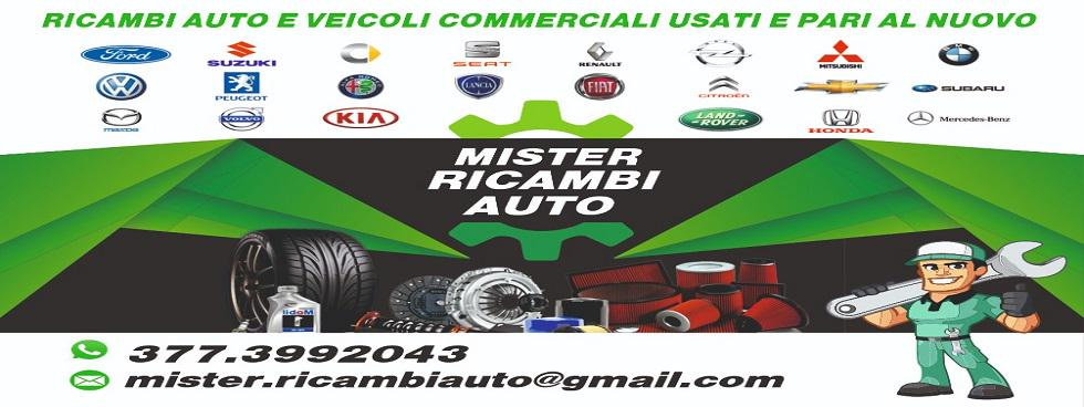 MISTER RICAMBI 377-3992043