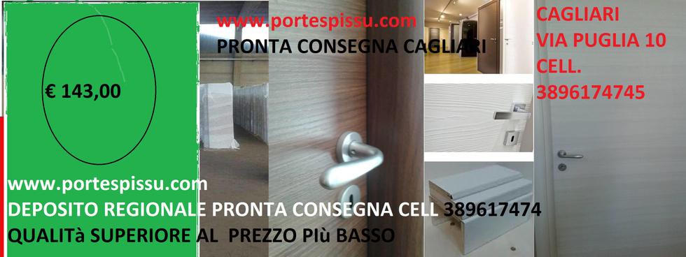 Porte Pronta Consegna Cagliari Euro 143 Cagliari Deposito