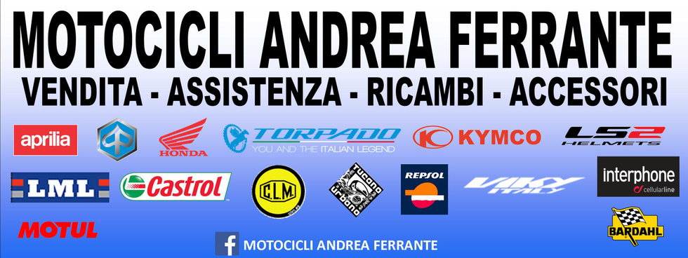 MOTOCICLI ANDREA FERRANTE