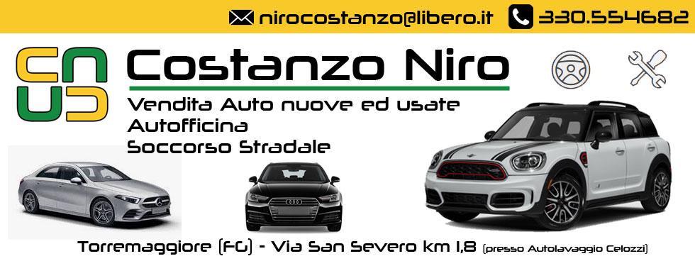Auto COSTANZO NIRO