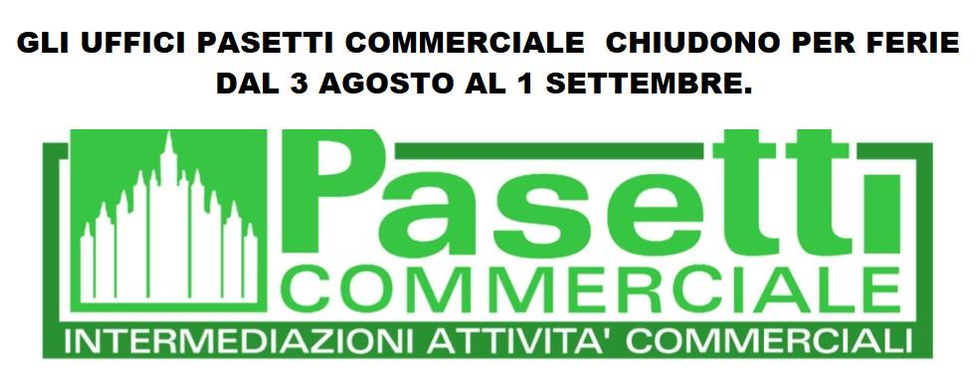 PASETTI COMMERCIALE