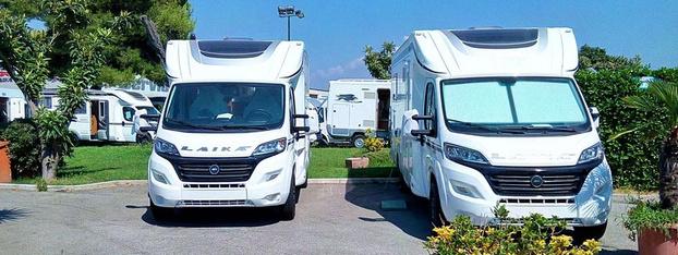 Tecno Caravan - Roma - Concessionario LAIKA, Niesmann, Carado, - Subito Impresa+