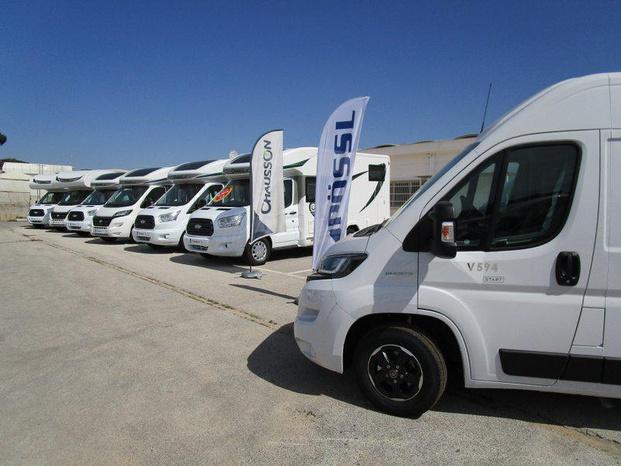 Motor Caravan Italia - Global Green S.r.l - Pomezia - Motor Caravan Italia è concessionaria u - Subito Impresa+