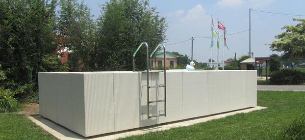 H 2 o- piscine e coperture per piscine - Piscine fuori terra ed accessori dei mig - Subito Impresa+