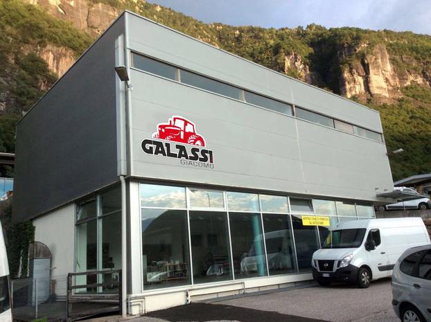 Galassi Dr. Giacomo Macchine agricole dal 1946 - Mori - La Galassi nasce nel 1946 a Mori (TN). L - Subito