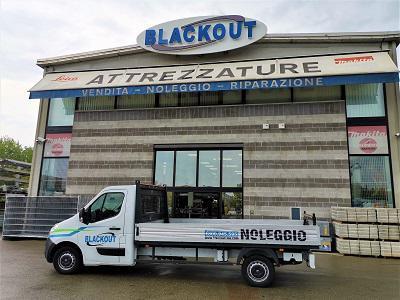 BLACKOUT GROUP SRL MODENA E REGGIO EMILIA - Modena - Punto di riferimento per il noleggio, ve - Subito Impresa+