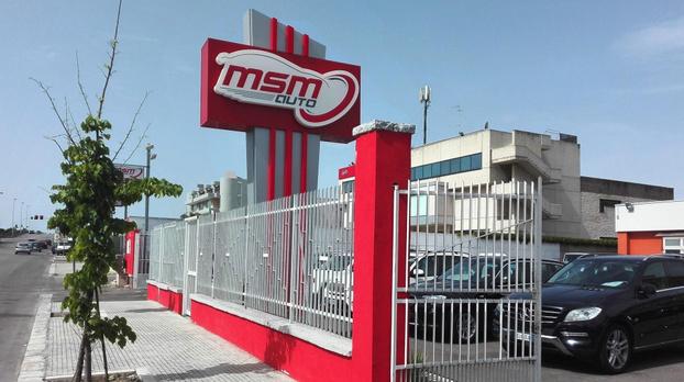 MSM Auto s.r.l. - Lecce - MSM AUTO s.r.l. dispone di uno dei parch - Subito Impresa+
