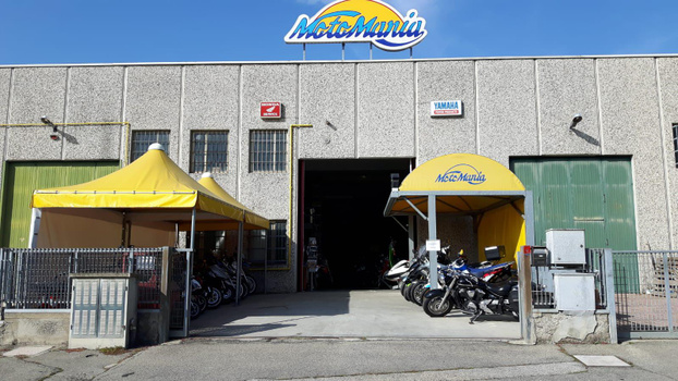 MOTOMANIA - Monte San Pietro - Officina autorizzata Honda & Kymco  Vend - Subito Impresa+