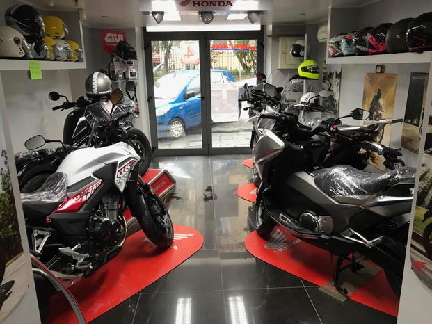 Motostore Honda - Messina - Concessionaria Honda per Messina e provi - Subito Impresa+