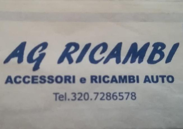 AG RICAMBI - Catanzaro - Benvenuti su AG RICAMBI  Vendita on line - Subito Impresa+