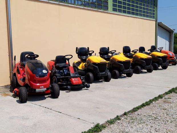 NARDIN SRL MACCHINE AGRICOLE - Ponzano Veneto - Azienda leader nel settore delle macchin - Subito Impresa+