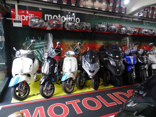 Motolido - Cafe Racer srl - Roma - Rivenditore ufficiale Piaggio-Aprilia-Mo - Subito Impresa+
