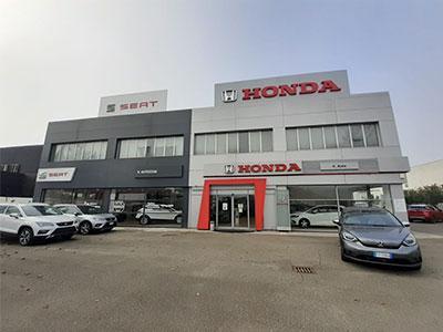 Gruppo V.Auto - Torino - Concessionario Honda, Suzuki, Seat, Suba - Subito