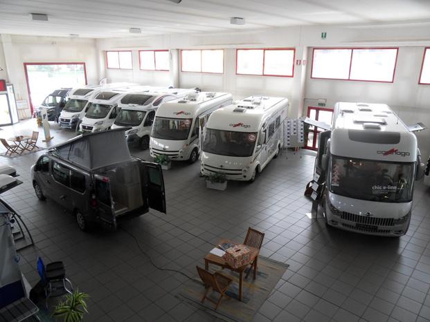 Lusso Caravan Spa - Bernezzo - Azienda specializzata nella commercializ - Subito Impresa+