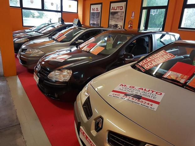M.g.auto vendita auto nuove e usate - Rosignano Marittimo - Vendita auto nuove e usate M.g.auto Rosi - Subito Impresa+
