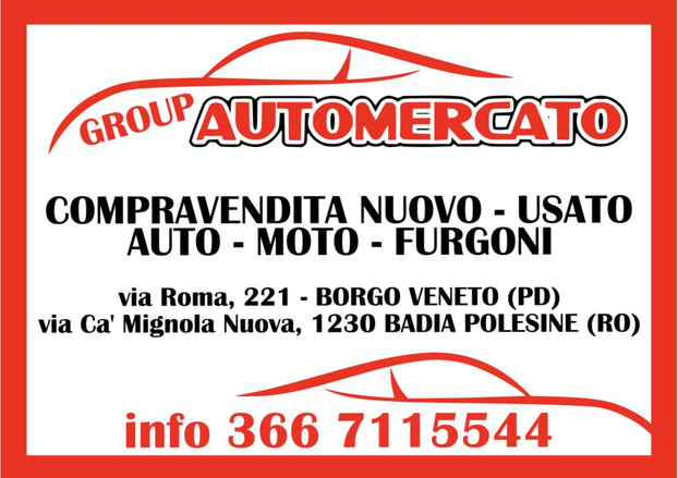 AUTOMERCATO GROUP - BADIA POLESINE - SALETTO - Saletto - ---------------------------------------- - Subito Impresa+