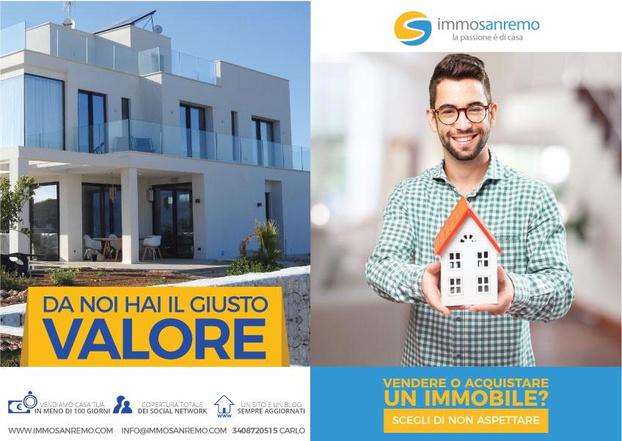 ImmoSanremo - Sanremo - Ciao, sono Carlo De Andreis Bessone e so - Subito Impresa+