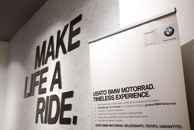 MOTO GRECO - San Severo - CONCESSIONARIA UFFICIALE BMW Motorrad - - Subito Impresa+