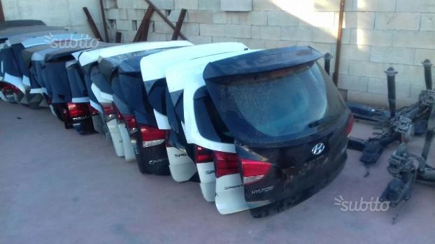 SOLO RICAMBI AUTO 3285314787 - Foggia - SERVIAMO PIU DI 300 CARROZZERIE IN TUTTA - Subito Impresa+