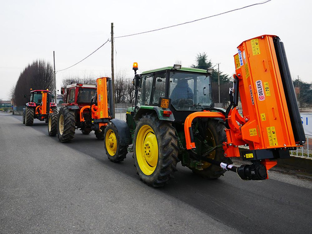 DELEKS - MACCHINE AGRICOLE BRESCIA E TIVOLI - Verolanuova - DELEKS Macchine Agricole  Sede centrale: - Subito Impresa+