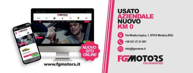 FG Motors - Modica - Da un'innata passione per i motori e v - Subito