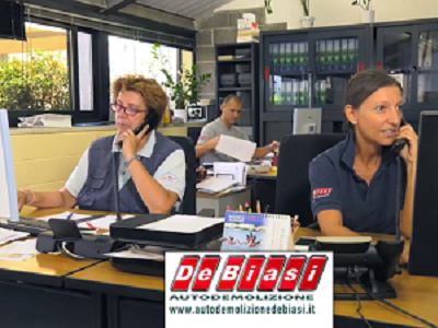 Autodemolizione De Biasi - Vicenza - Vendiamo ricambi usati,selezionati e gar - Subito Impresa+