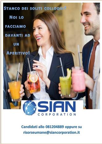 Sian Corporation - Napoli - In SIAN siamo sempre alla ricerca di per - Subito Impresa+