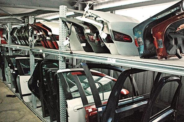 Autodemolizione CESA di Monza - Monza - Proponiamo ricambi auto usati e nuovi di - Subito Impresa+