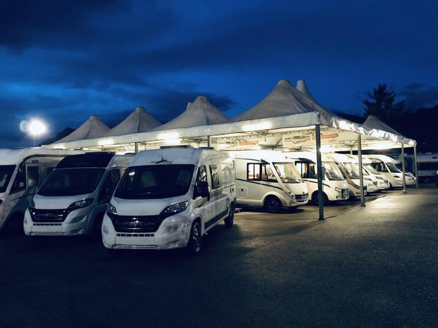 La Ternana Caravan s.r.l - Terni - Appassionati di camper e campeggio da se - Subito Impresa+