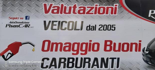 AUTODEMOLIZIONE PISANCAR s.r.l. - Napoli - AUTODEMOLIZIONE PISANCAR s.r.l. DEMOLIZI - Subito