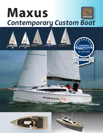Sail&More - Trento - Contemporary Custom Boat  Sail&More: nat - Subito Impresa+