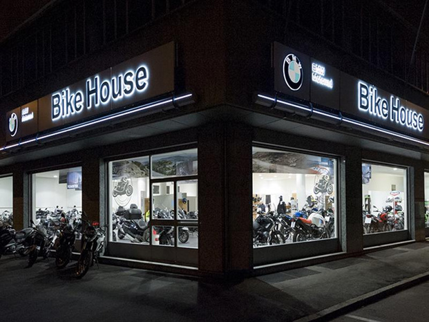 BIKE HOUSE GROUP - Varese - Bike House  Concessionaria ufficiale BMW - Subito Impresa+