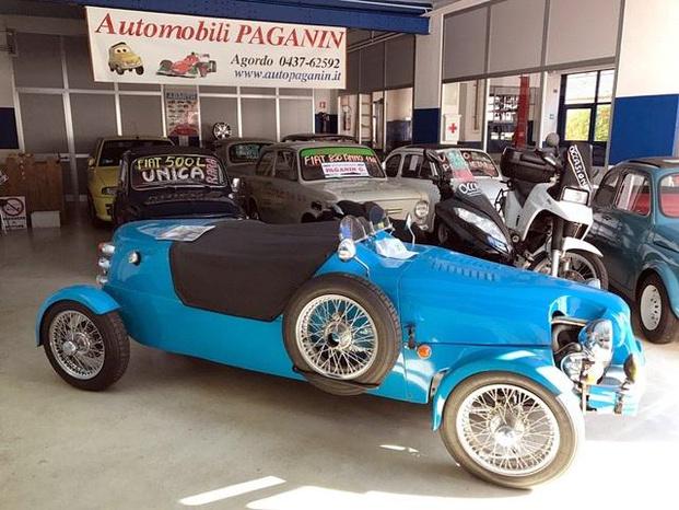 Automobili PAGANIN - Agordo - Vendita e assistenza veicoli multimarca - Subito Impresa+