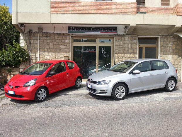 Royal garage srl siena autosalone plurimarche vendita for Garage royal auto