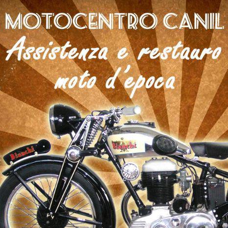 MOTOCENTRO CANIL 2 - Romano d'Ezzelino - Nel 1979 viene fondato il Motocentro Can - Subito