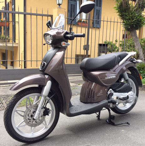 Claudio Moto - Vallecrosia - Concessionario Peugeot Scooter, Beta Mot - Subito Impresa+