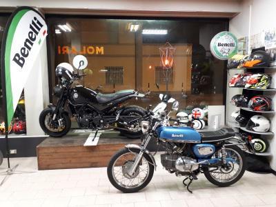 Molari Moto Cattolica - Cattolica - Concessionaria ufficiale di zona: Benell - Subito