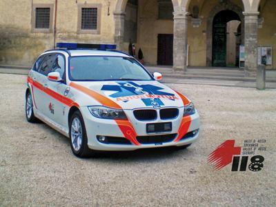 Edm Ambulanze Forlì - Castrocaro Terme e Terra del Sole - La Edm è nata nel 1992. Ambulanza alles - Subito Impresa+