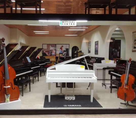 MUSICALCENTRO - Cassino - La nostra storia aziendale ha inizio nel - Subito