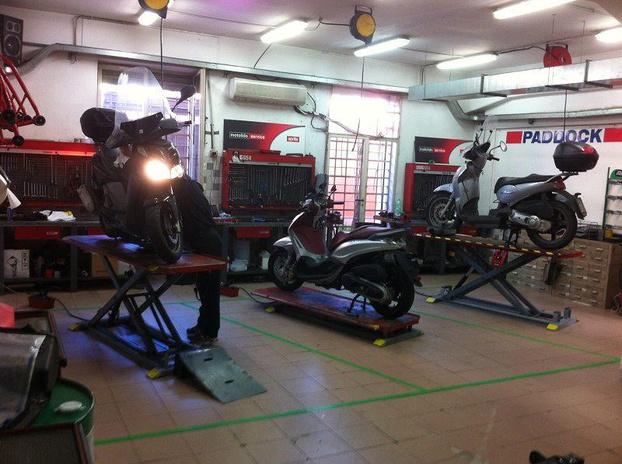 Motolido - Cafe Racer srl - Roma - Rivenditore ufficiale Piaggio-Honda-Kymc - Subito Impresa+
