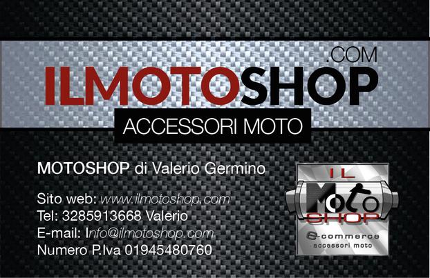 ILMOTOSHOP - Potenza - Contatti:  Mail : info@ilmotoshop.com  C - Subito Impresa+